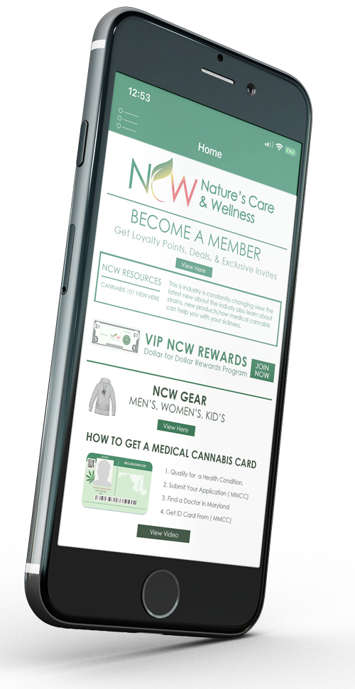 NCW Medical-Medical Cannabis Dispensary in Perryville Maryland